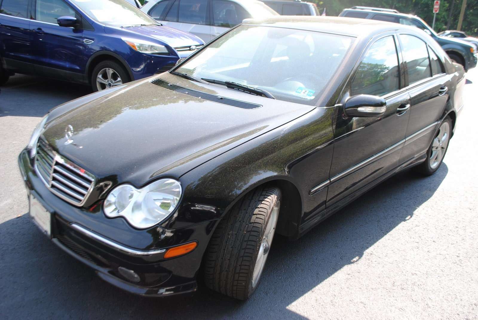Used 2005 Mercedes-Benz C-Class For Sale at Ramsey Corp