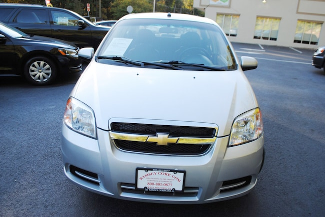 Used 2011 Chevrolet Aveo For Sale At Ramsey Corp Vin