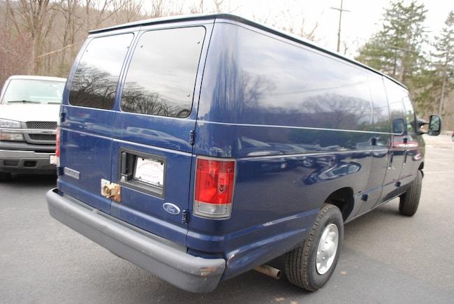 2007 ford econoline e250 oil type