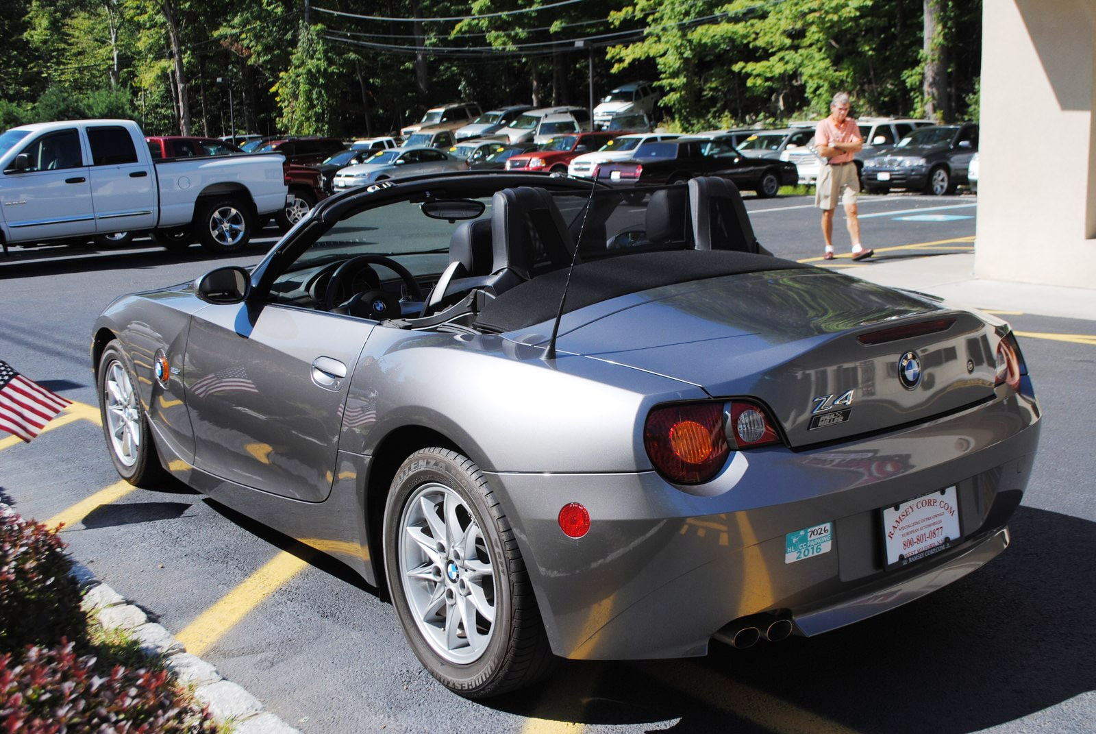 used 2003 bmw z4 for sale west milford nj. Black Bedroom Furniture Sets. Home Design Ideas