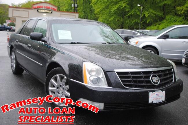 2011 CADILLAC DTS Premium Collection 4.6 Sedan