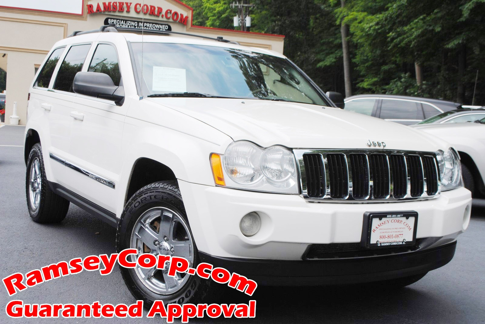 2005 Jeep Grand Cherokee Limited 4.7 SUV