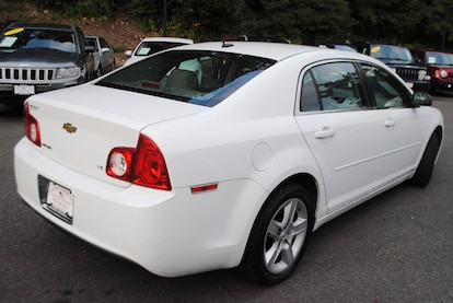 Used 2009 Chevrolet Malibu For Sale at Ramsey Corp  | VIN