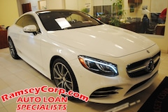 2018 Mercedes-Benz S-Class 4MATIC 4.0 Coupe