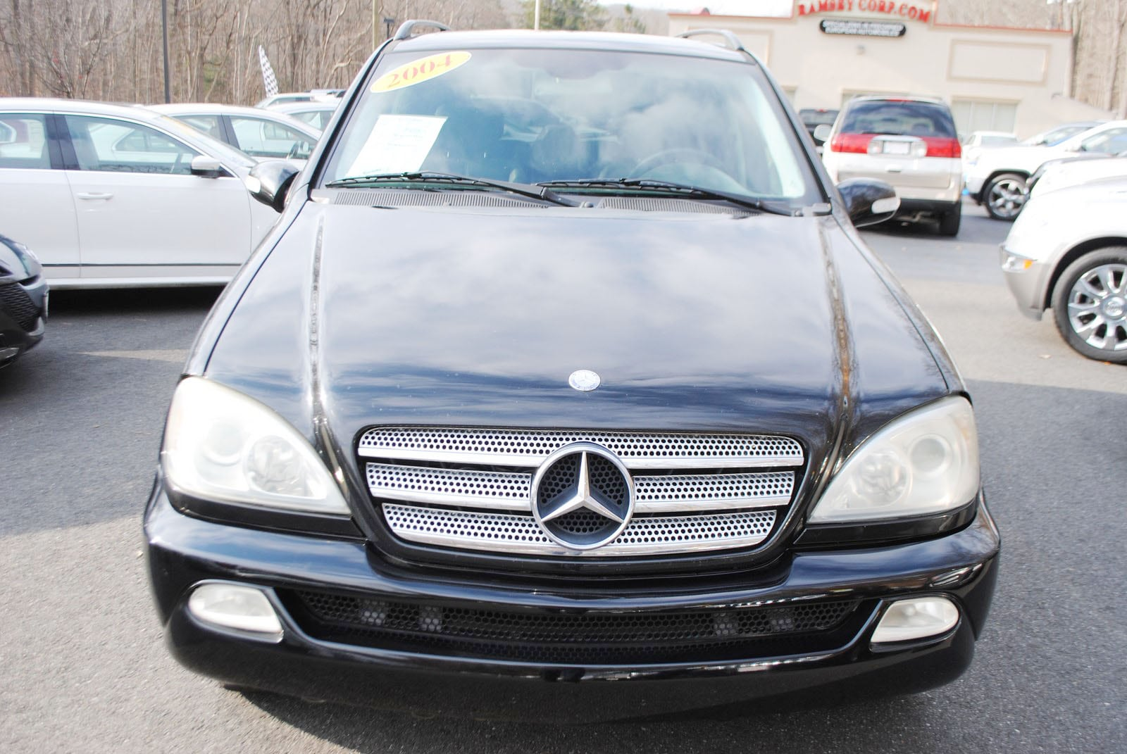 Used 2004 Mercedes Benz M Class For Sale West Milford Nj