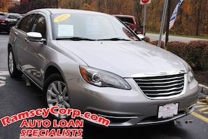 2013 Chrysler 200 Limited 3.6