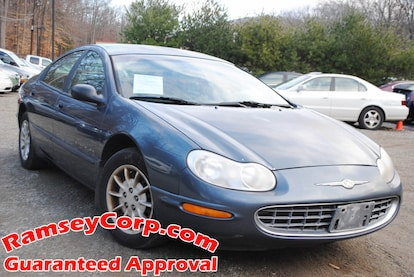 used 2000 chrysler concorde for sale at ramsey corp vin 2c3hd46r4yh359724 used 2000 chrysler concorde for sale at