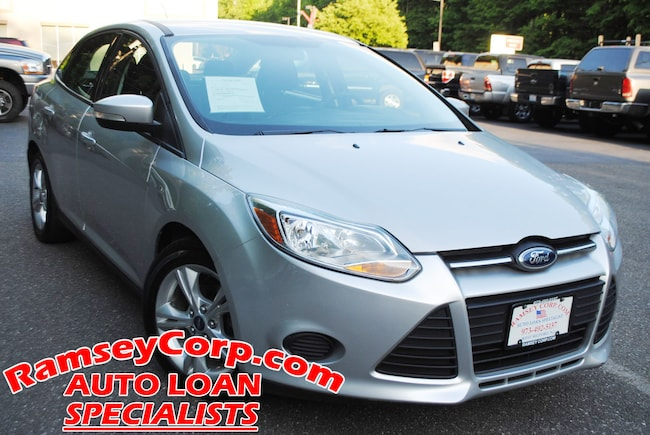 2013 Ford Focus SE 2.0 Sedan