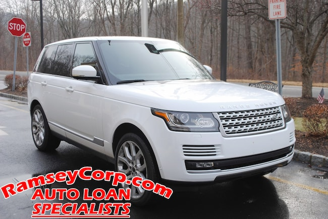 2014 Land Rover Range Rover Supercharged 5.0 SUV