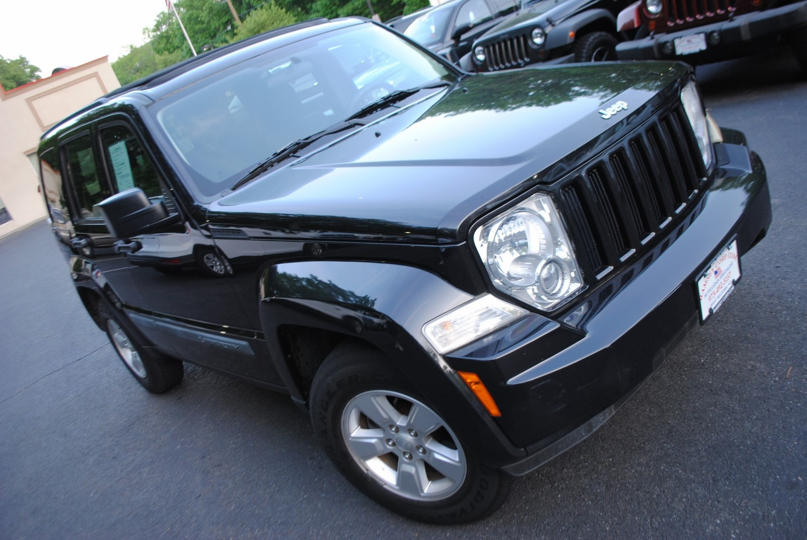... 2009 Jeep Liberty Sport 3.7 SUV ...