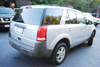 Used 2004 Saturn VUE For Sale at Ramsey Corp  | VIN
