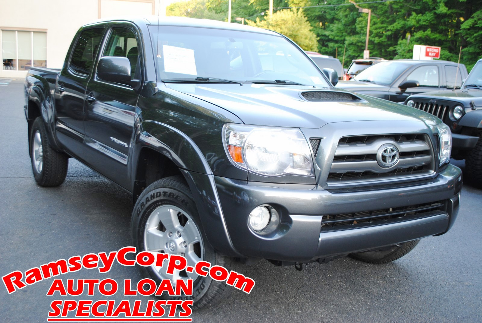 2009 Toyota Tacoma 4.0 Truck Double-Cab