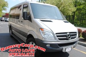 2013 Mercedes-Benz Sprinter-Class Normal Roof 3.0