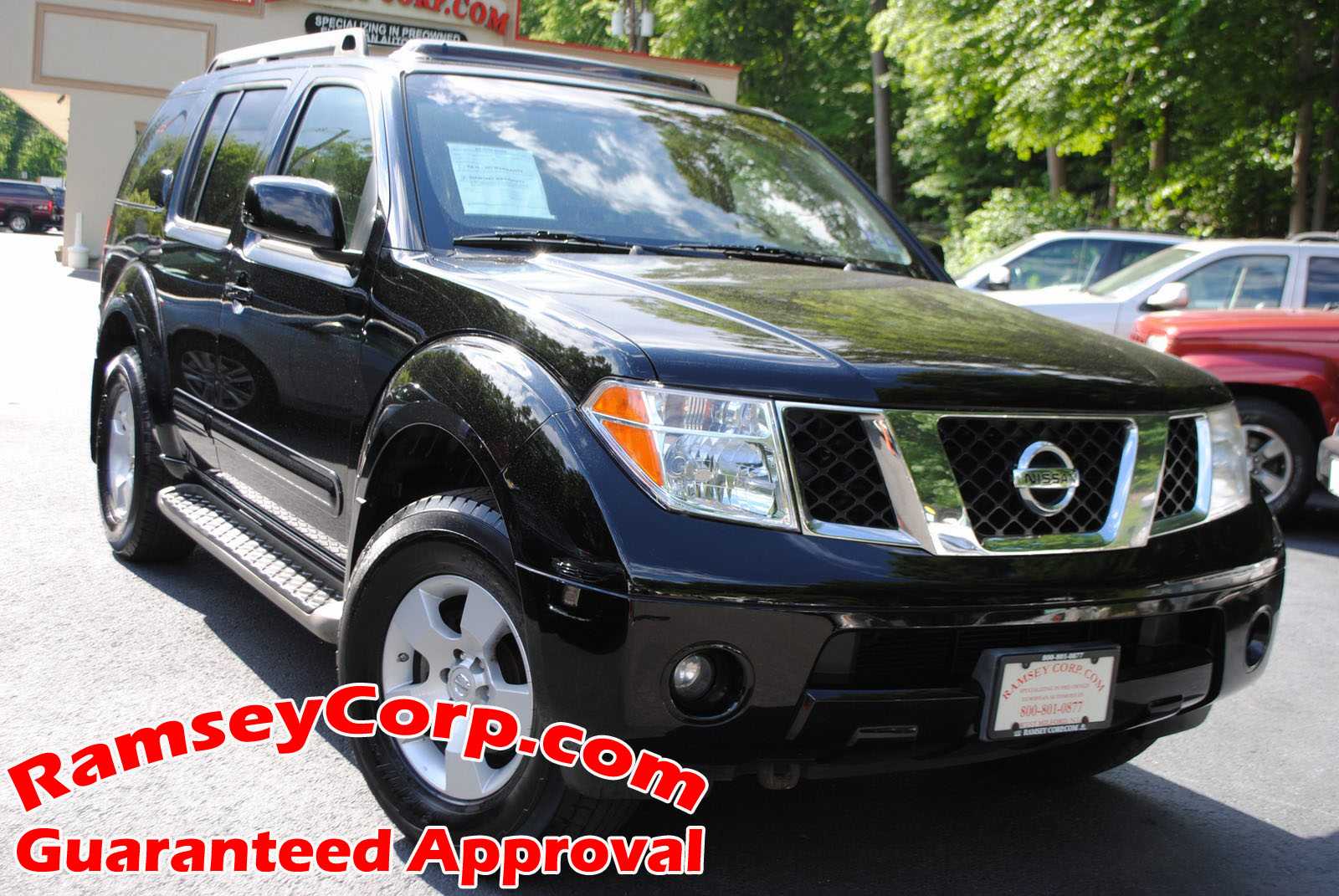 Used 2007 Nissan Pathfinder For Sale at Ramsey Corp  | VIN