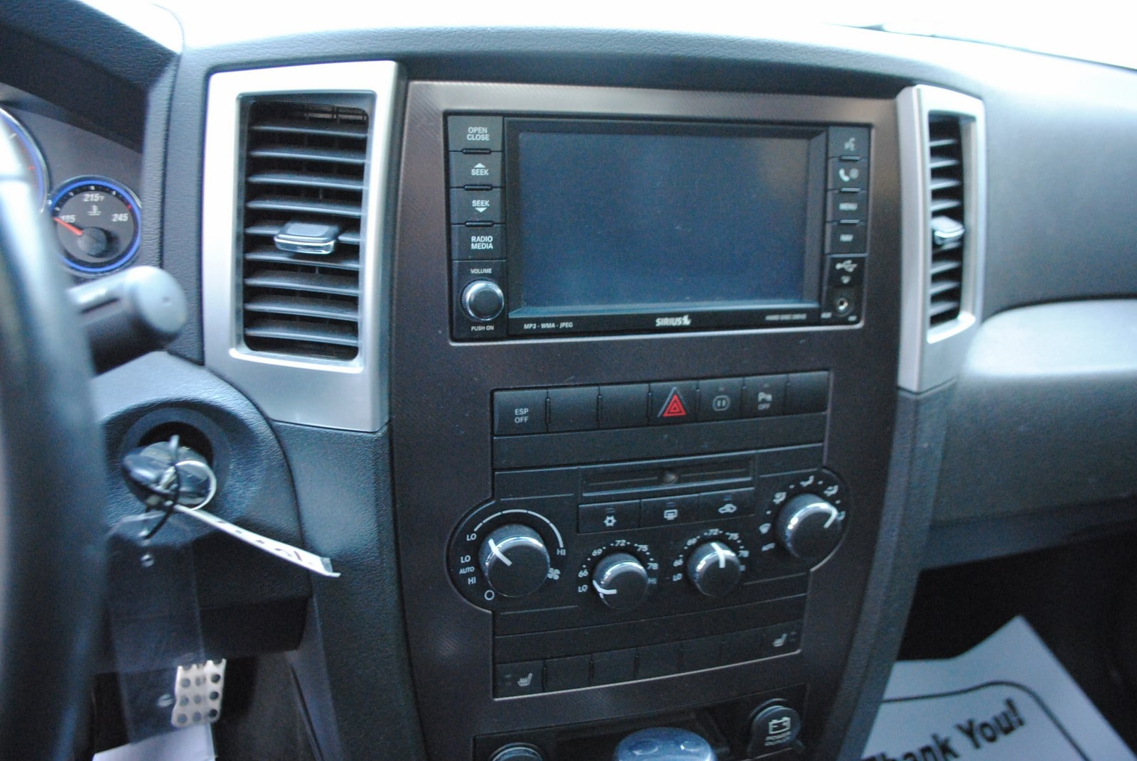 Used 2008 Jeep Grand Cherokee For Sale at Ramsey Corp  | VIN