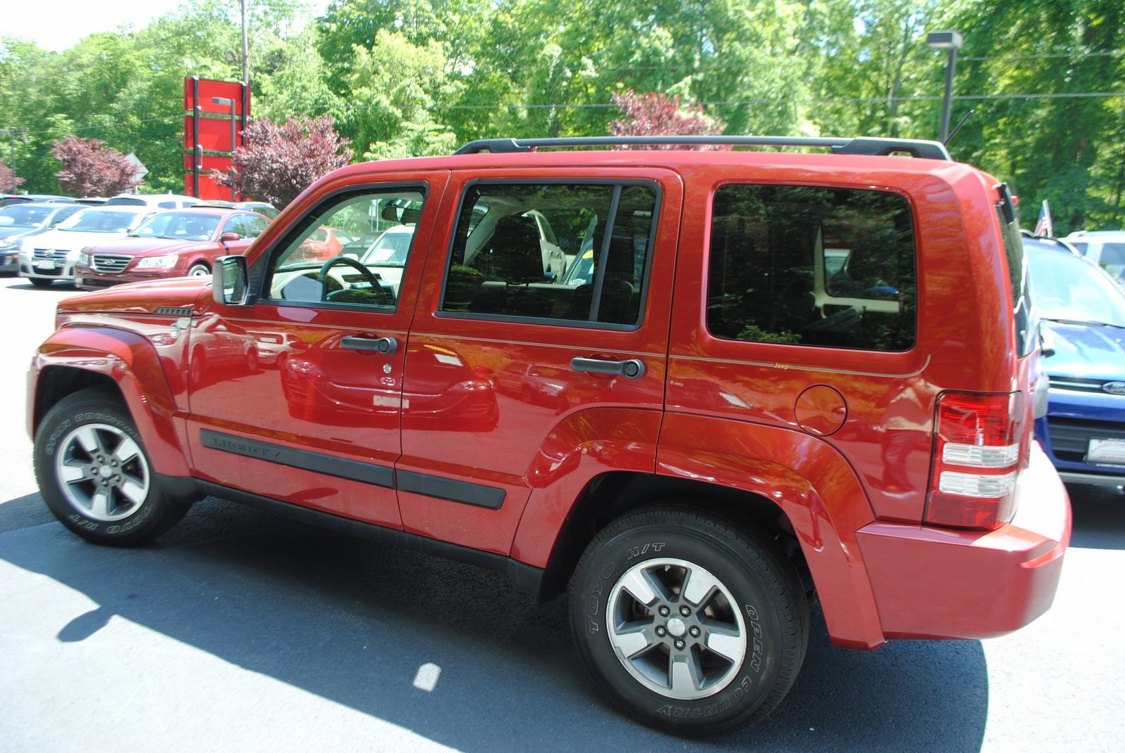 used 2008 jeep liberty for sale west milford nj. Black Bedroom Furniture Sets. Home Design Ideas