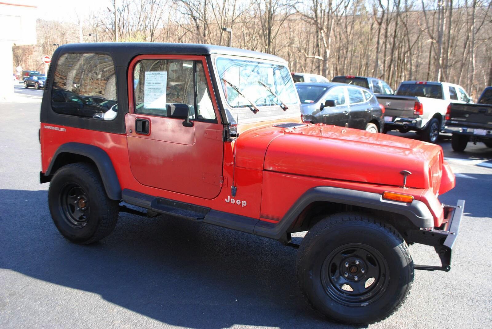 used 1995 jeep wrangler for sale west milford nj. Black Bedroom Furniture Sets. Home Design Ideas