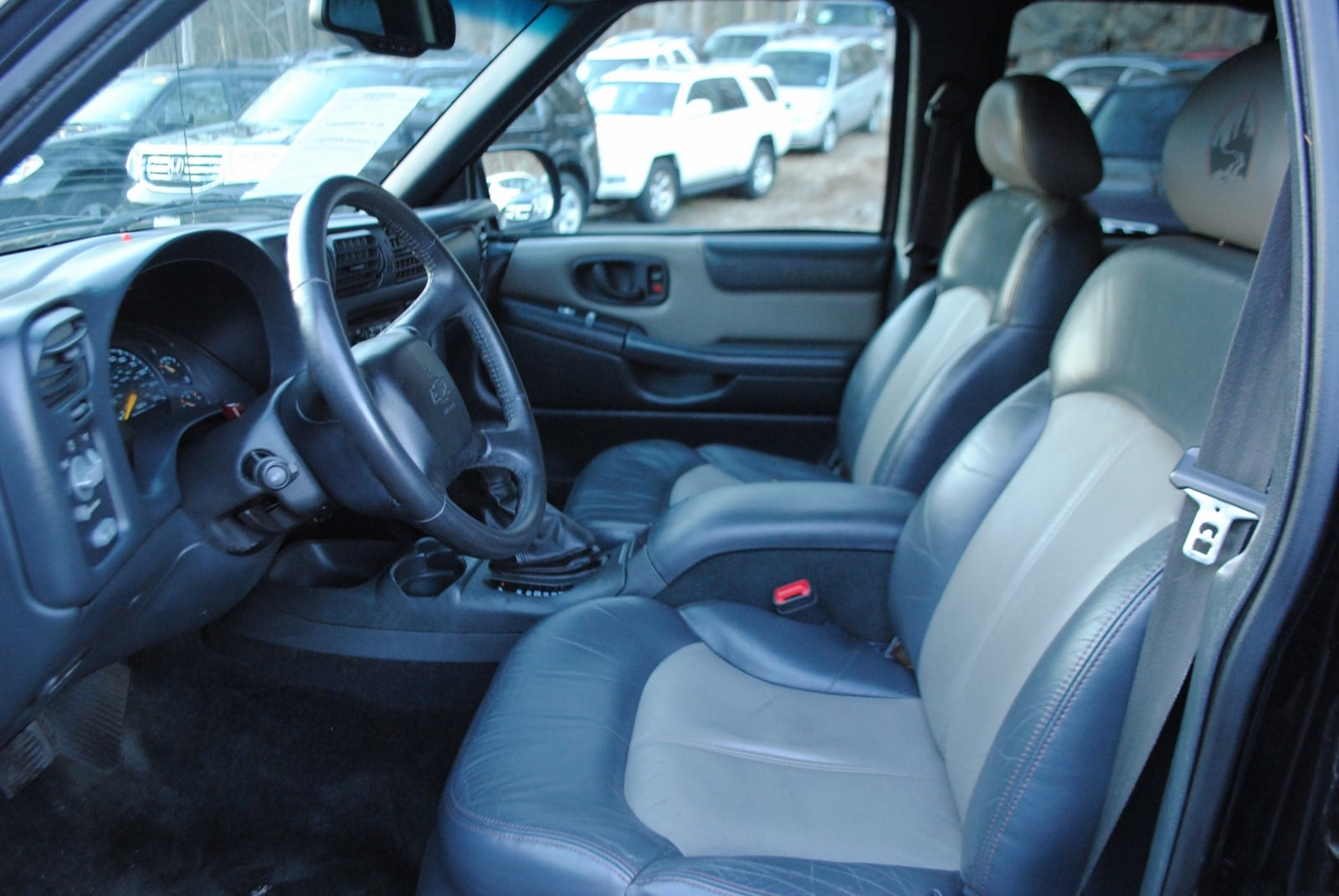 Used 2001 Chevrolet Blazer For Sale at Ramsey Corp  | VIN