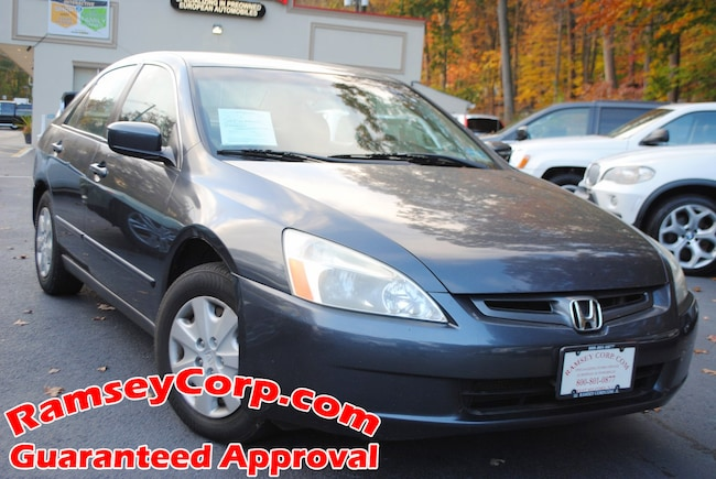 Used 2003 Honda Accord For Sale | West Milford NJ
