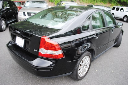 Used 2005 Volvo S40 For Sale at Ramsey Corp  | VIN