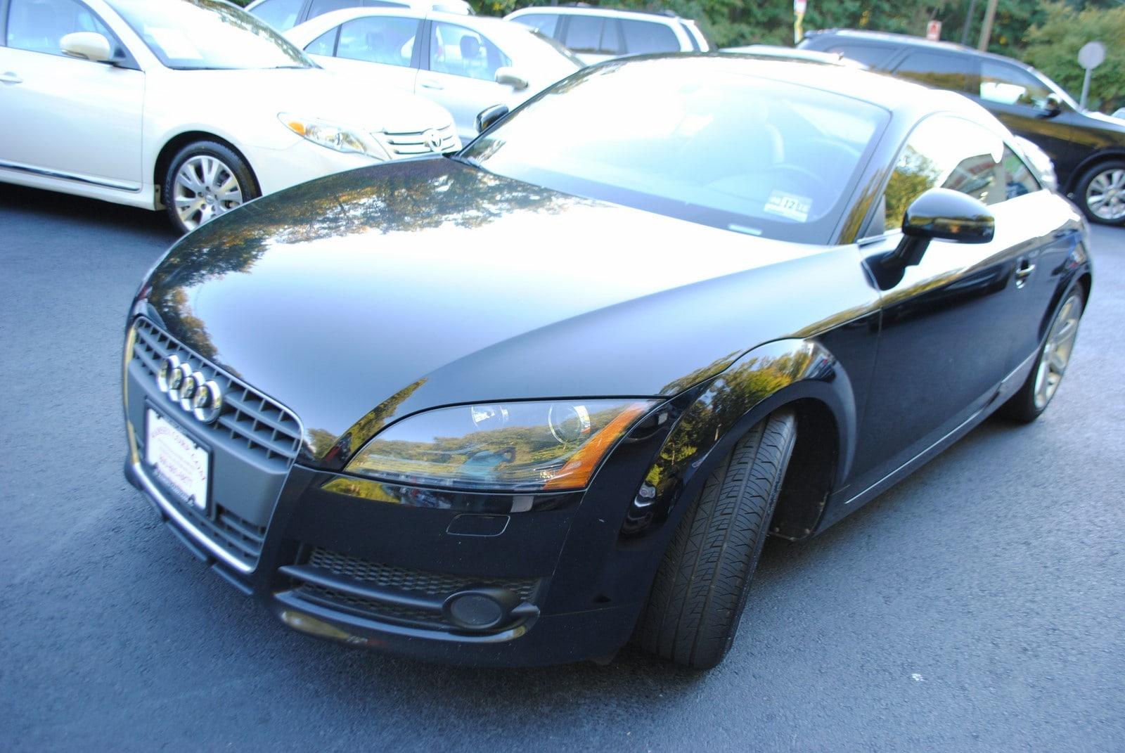 used 2008 audi tt for sale west milford nj rh ramseycorp com Audi TT Interior 2015 Audi TT Manual Transmission