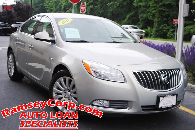 2011 Buick Regal CXL 2.4 Sedan