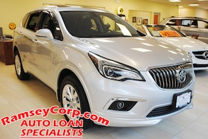 2017 Buick Envision Essence 2.5