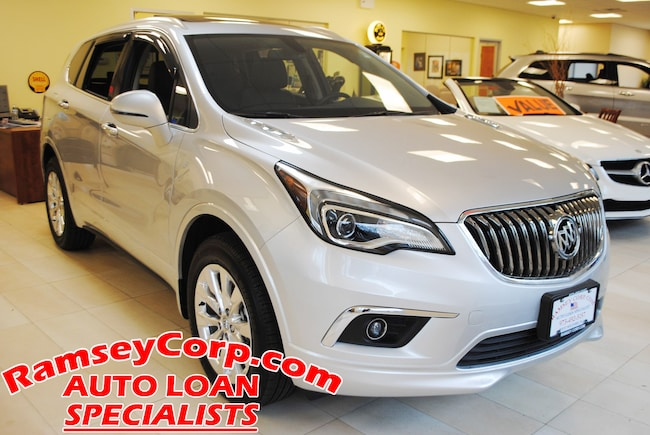 2017 Buick Envision Essence 2.5 SUV