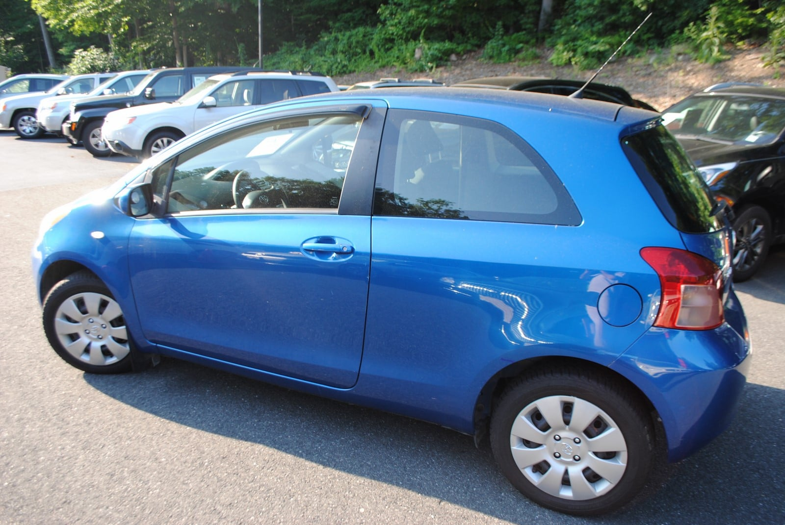 used 2008 toyota yaris for sale west milford nj. Black Bedroom Furniture Sets. Home Design Ideas