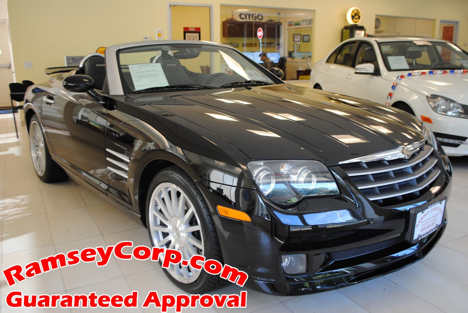 used 2005 chrysler crossfire for sale west milford nj rh ramseycorp com 2014 Chrysler Crossfire Chrysler Crossfire SRT 6 Engine