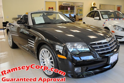 Used 2005 Chrysler Crossfire For Sale at Ramsey Corp    VIN