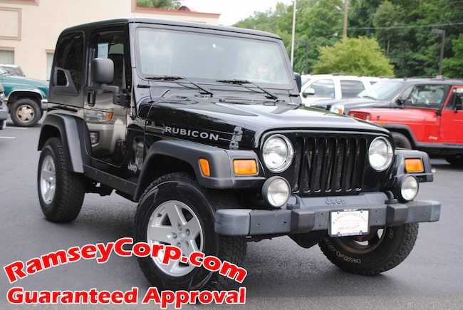 Used 2006 Jeep Wrangler For Sale At Ramsey Corp