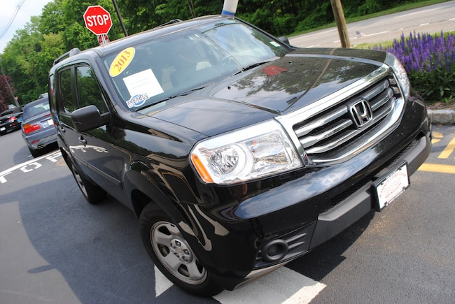 Used 2013 Honda Pilot For Sale at Ramsey Corp.   VIN ...