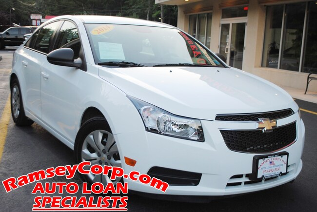 2014 Chevrolet Cruze LS 1.8 Sedan