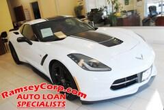 2014 Chevrolet Corvette Stingray Z51 6.2 Coupe