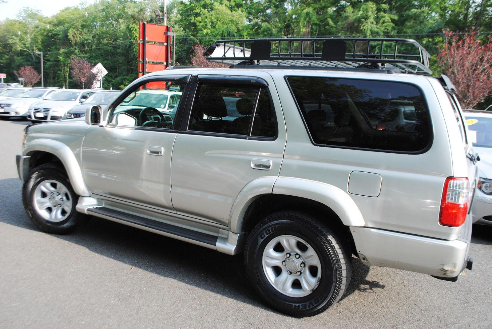 ... 2001 Toyota 4Runner SR5 3.4 SUV ...