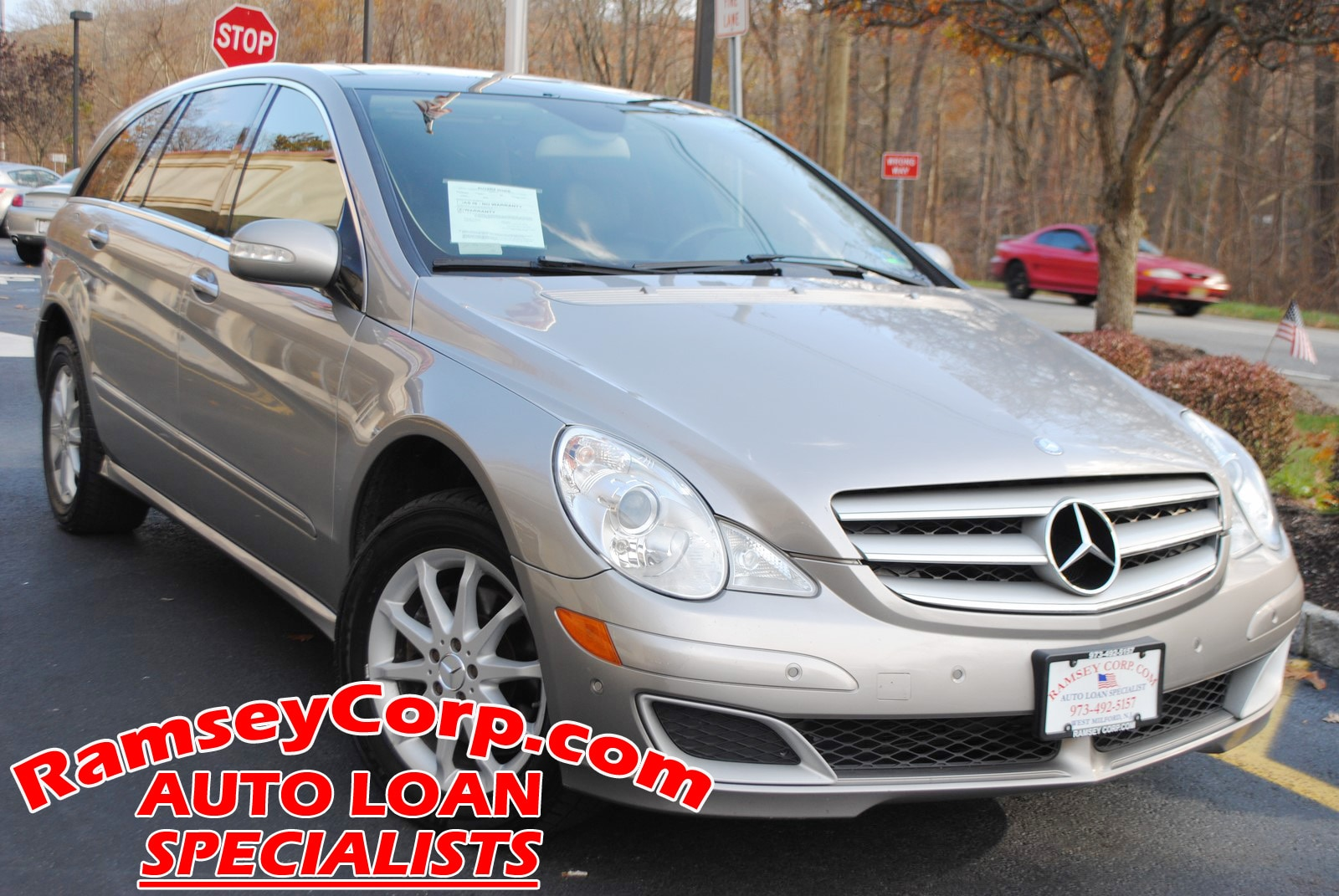 used 2007 mercedes benz r class for sale west milford nj rh ramseycorp com Green 2007 Mercedes R350 Green 2007 Mercedes R350