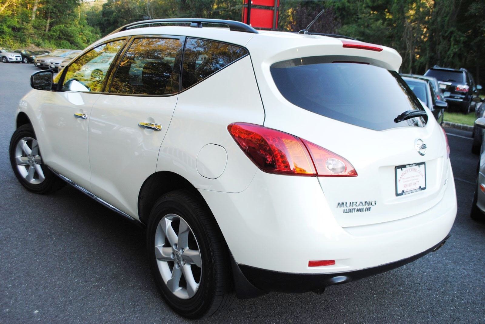 used 2009 nissan murano for sale west milford nj. Black Bedroom Furniture Sets. Home Design Ideas