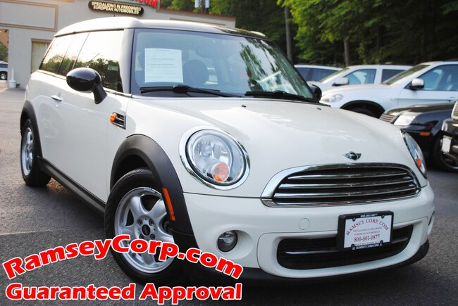 used 2011 mini cooper clubman for sale at ramsey corp. | vin