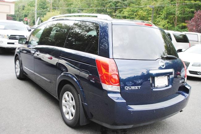 Used 2007 Nissan Quest For Sale At Ramsey Corp Vin 5n1bv28u37n107534