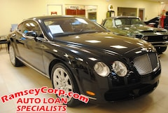 2005 Bentley Continental GT 6.0 Coupe