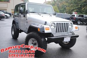 2006 Jeep Wrangler X 4.0