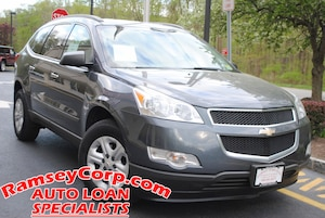 2011 Chevrolet Traverse LS 3.6