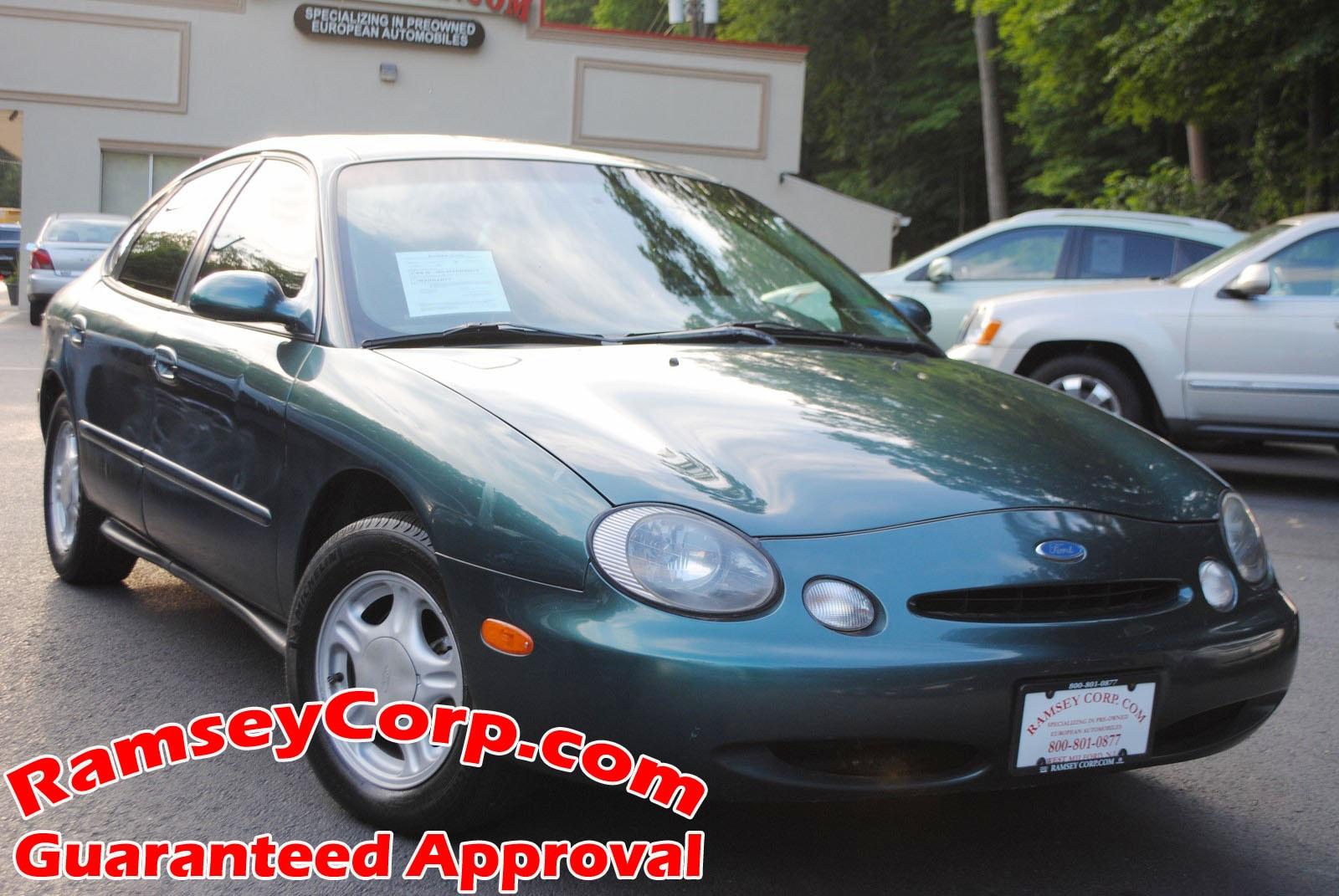 used 1997 ford taurus for sale west milford nj 1999 Ford Taurus 1997 ford taurus gl 3 sedan