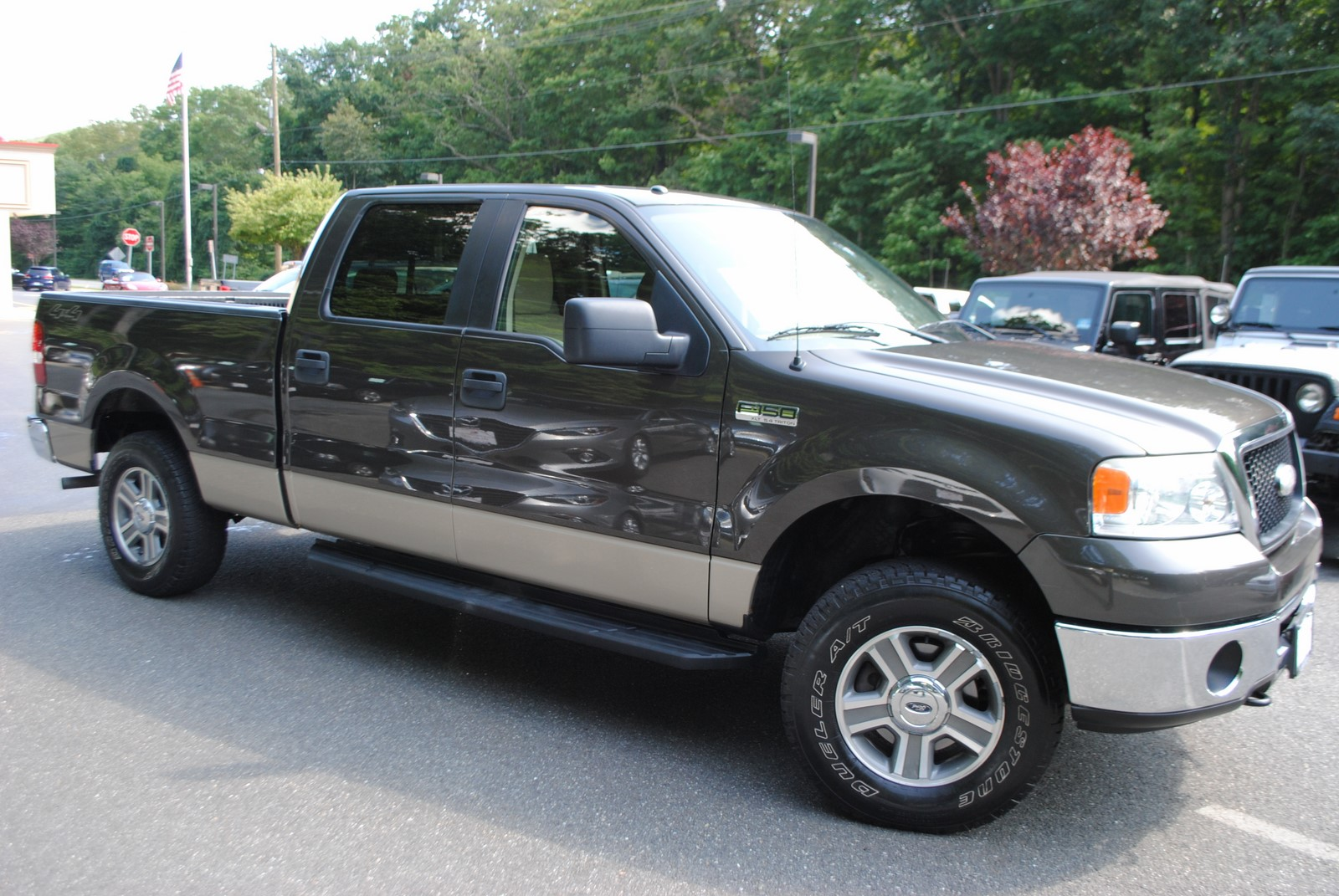 Used 2007 Ford F