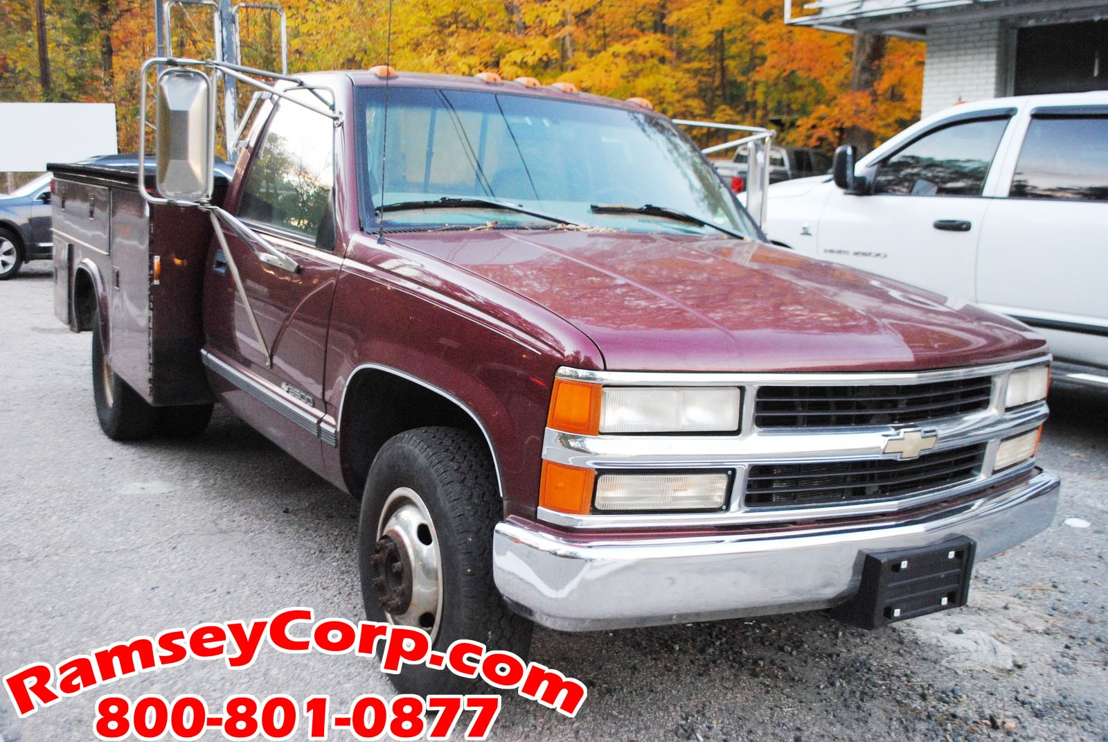 All Chevy chevy c3500 : Used 1999 Chevrolet C3500 Chassis For Sale   West Milford NJ