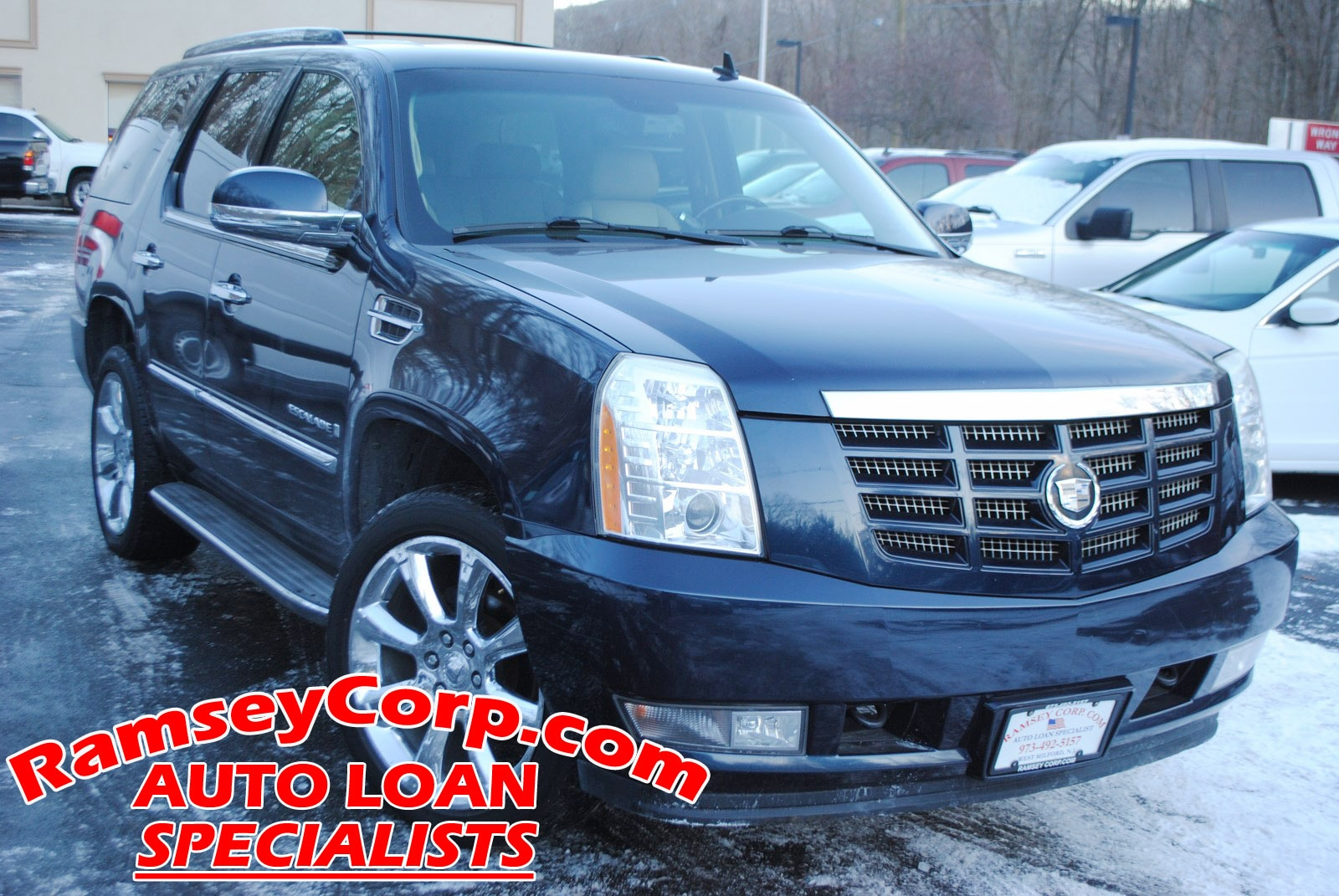 Used 2009 CADILLAC ESCALADE For Sale | West Milford NJ