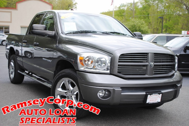 2007 dodge ram truck owners manual set
