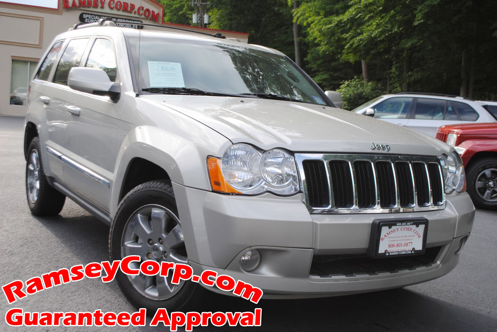 Amazing 2009 Jeep Grand Cherokee Limited 3.7 SUV