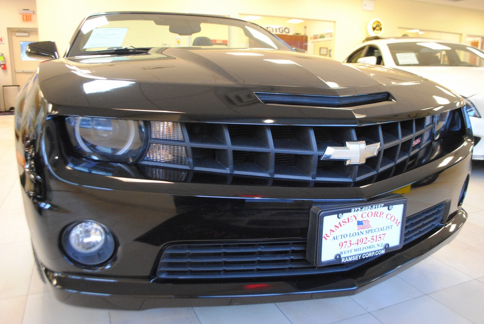 Used 2011 Chevrolet Camaro For Sale at Ramsey Corp  | VIN